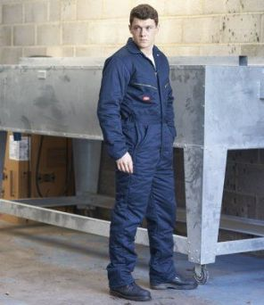 WD403 Dickies Lined Coverall